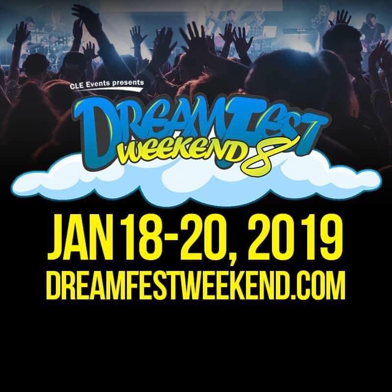 Dreamfest Weekend 8