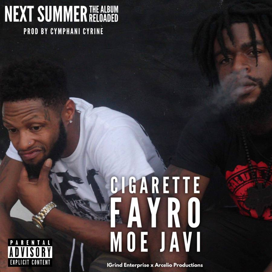 Spotlight Video-FAYRO ft Moe Javi-Cigarette