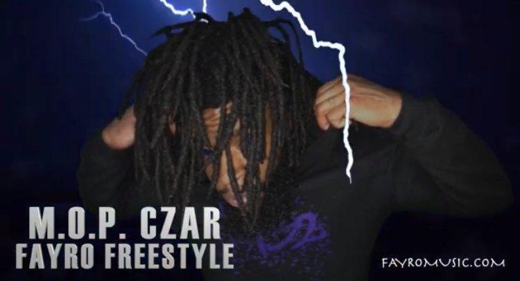 FAYRO- M.O.P CZAR(Freestyle)